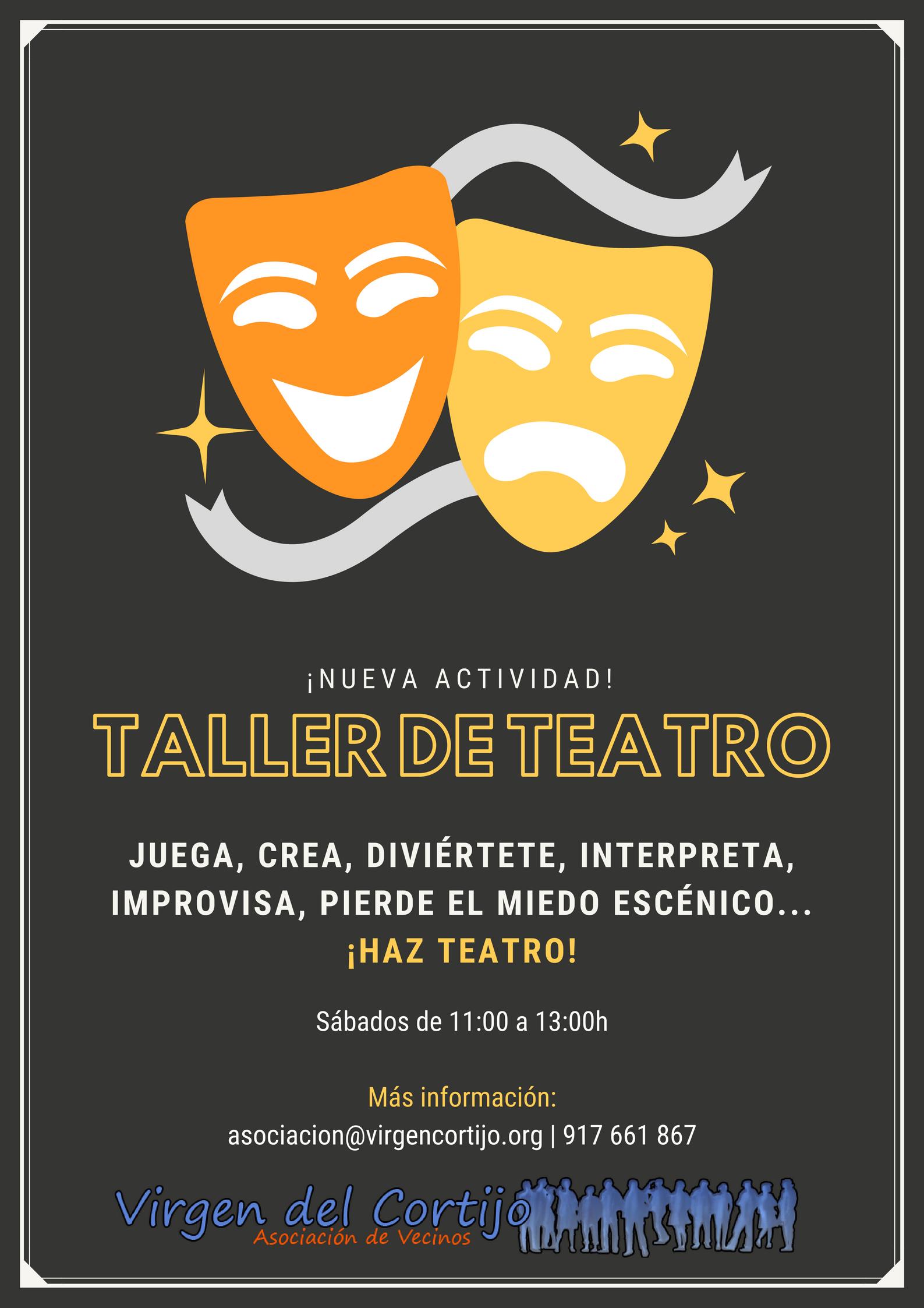 CT - Taller teatro