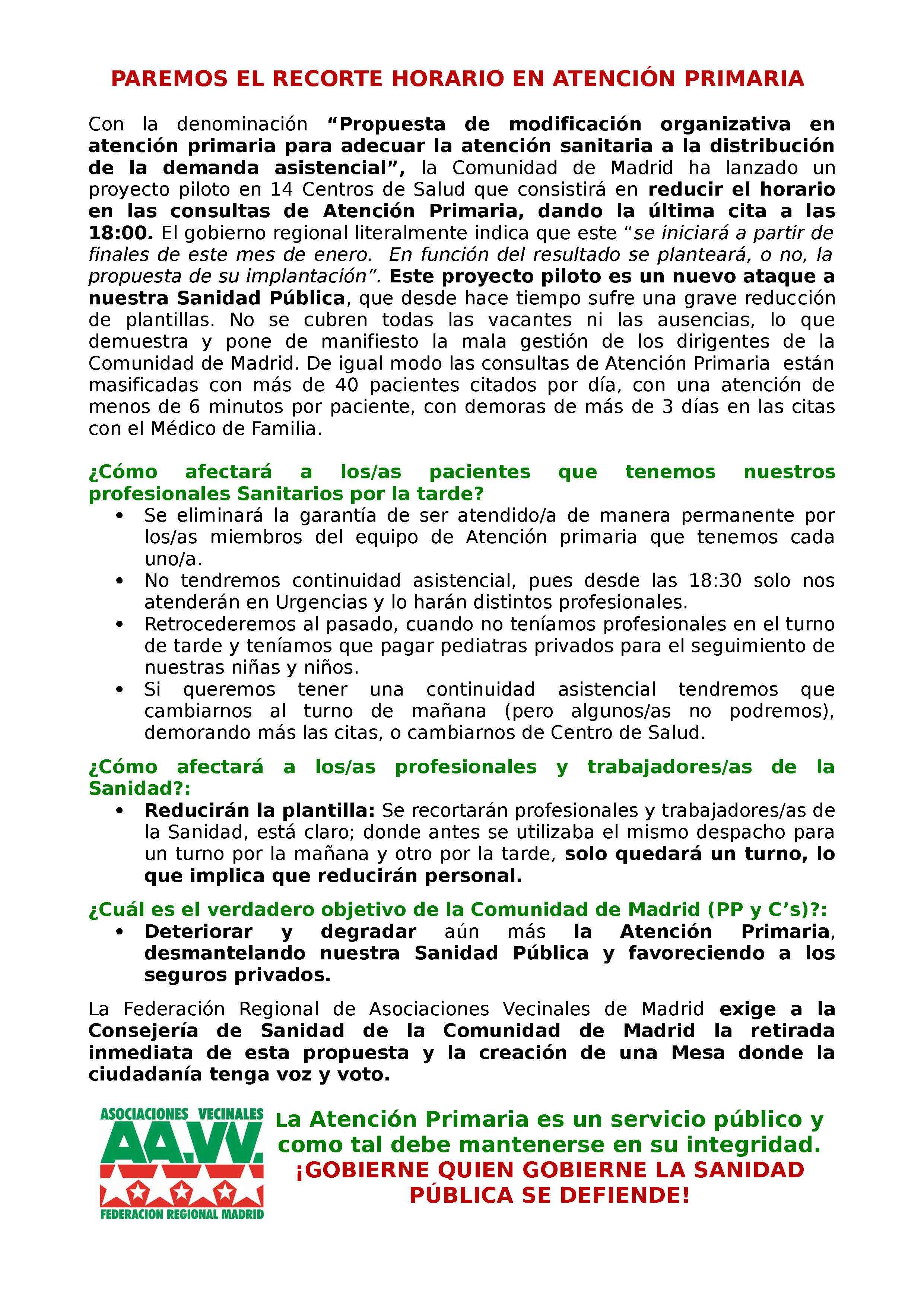 Comunicado_FRAVM_SANIDAD_aavvvirgencortijo_31EN2019