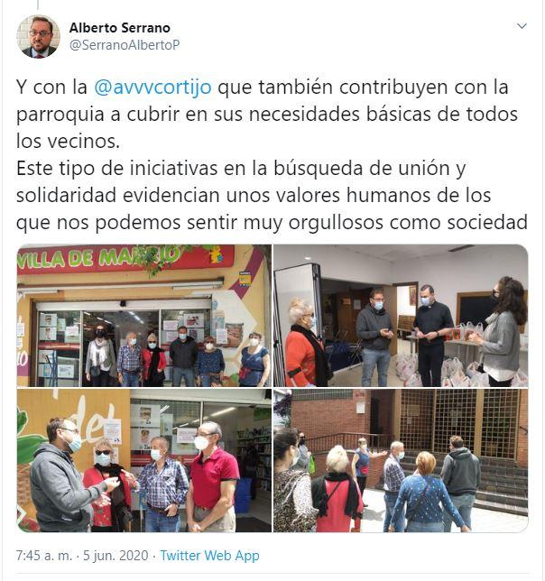 RecogidaAlimentosAAVVVirgenCortijo_AlberoSerrano_5JN2020