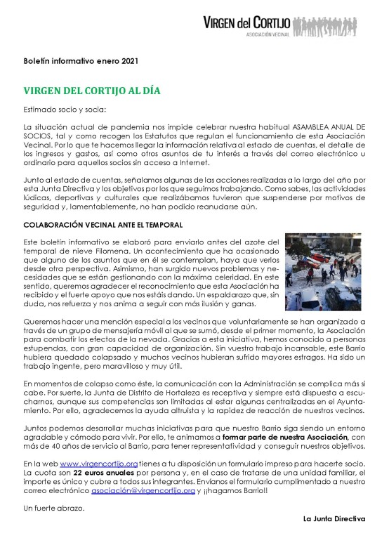 Boletin informativo enero 2021_AAVVVirgenCortijo_Página_1
